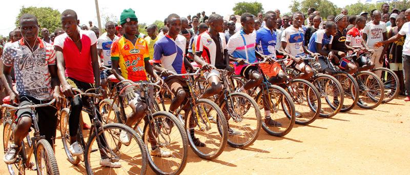 Fort Barachel organizes cycling