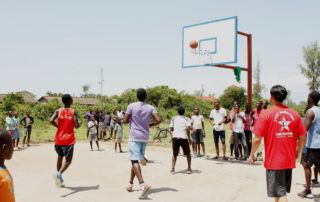 Basketball - Gihanga Sports Event by Fort Barachel Burundi