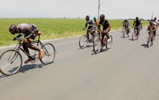 Road Bike Race - Gihanga Sports Event by Fort Barachel Burundi