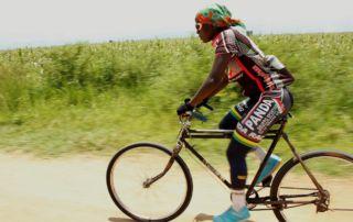 Road Bike Race Girls - Gihanga Sports Event by Fort Barachel Burundi