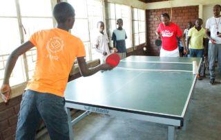 Table tennis - Gihanga Sports Event by Fort Barachel Burundi